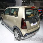 Maruti Wagon R Xrest rear three quarters right