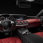 Mercedes-Benz S-class Coupe interior (2)