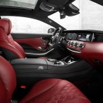 Mercedes-Benz S-class Coupe interior (4)
