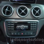 Mercedes GLA aircon vents at Auto Expo 2014