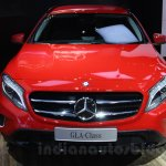 Mercedes GLA at Auto Expo 2014