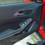 Mercedes GLA front door trim at Auto Expo 2014