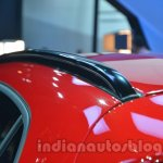 Mercedes GLA roof rail at Auto Expo 2014