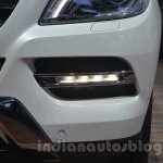 Mercedes M-Guard foglamp at Auto Expo 2014