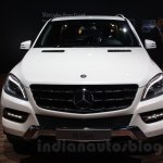 Mercedes M-Guard front at Auto Expo 2014