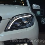Mercedes M-Guard headlamp at Auto Expo 2014