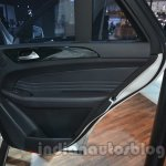 Mercedes M-Guard heavier door at Auto Expo 2014