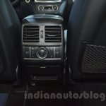 Mercedes M-Guard rear aircon vent at Auto Expo 2014