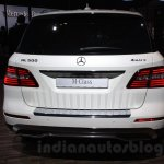 Mercedes M-Guard rear at Auto Expo 2014
