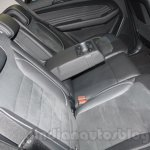 Mercedes M-Guard rear seat at Auto Expo 2014