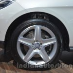 Mercedes M-Guard reinforced suspension at Auto Expo 2014