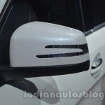 Mercedes M-Guard side mirror at Auto Expo 2014