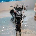 Moto Guzzi California 1400 Touring front at Auto Expo 2014