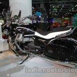 Moto Guzzi California 1400 Touring side at Auto Expo 2014