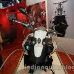 Moto Morini Granpasso at Auto Expo 2014 front