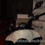 Moto Morini Granpasso at Auto Expo 2014 fuel tank
