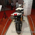 Moto Morini Granpasso at Auto Expo 2014 rear