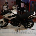 Moto Morini Granpasso at Auto Expo 2014 side