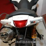 Moto Morini Granpasso at Auto Expo 2014 taillight