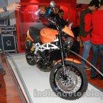 Moto Morini Scrambler Auto Expo 2014 front quarter