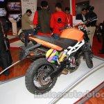 Moto Morini Scrambler Auto Expo 2014 rear quarter