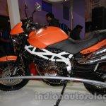 Moto Morini Scrambler Auto Expo 2014 side profile
