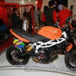 Moto Morini Scrambler Auto Expo 2014 side