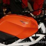 Moto Morini Scrambler Auto Expo 2014 tank
