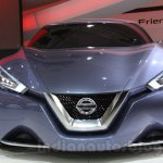 Nissan Friend-ME concept nose live