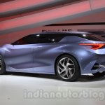 Nissan Friend-ME concept rear three quarter left profile live