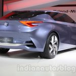 Nissan Friend-ME concept rear three quarter right live