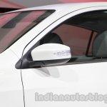 Nissan Sunny facelift mirror at Auto Expo 2014
