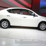 Nissan Sunny facelift profile at Auto Expo 2014