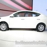 Nissan Sunny facelift side at Auto Expo 2014