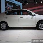 Nissan Sunny facelift side live
