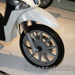 Piaggio Liberty 125 Auto Expo front wheel