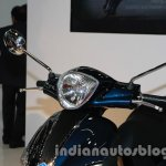 Piaggio Liberty 125 Auto Expo headlight