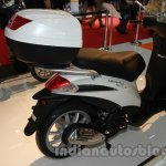 Piaggio Liberty 125 Auto Expo rear quarter