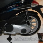 Piaggio Liberty 125 Auto Expo rear wheel
