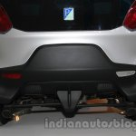 Piaggio NT3 Concept rear bumper and tailpipe