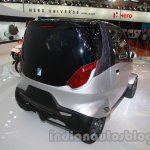 Piaggio NT3 Concept rear three quarters right
