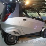 Piaggio NT3 Concept rear three quarters