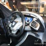Piaggio NT3 concept dashboard live