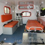 Polaris Ambulance equipment live