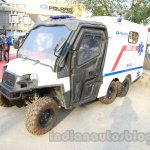 Polaris Ambulance front three quarter right live