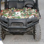 Polaris Ranger Unmanned nose live