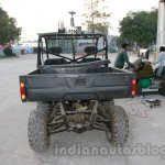 Polaris Ranger Unmanned rear live