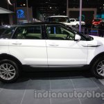 Range Rover Evoque 9-speed at Auto Expo 2014