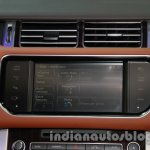 Range Rover L at Auto Expo 2014 ac vents