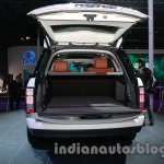 Range Rover L at Auto Expo 2014 boot